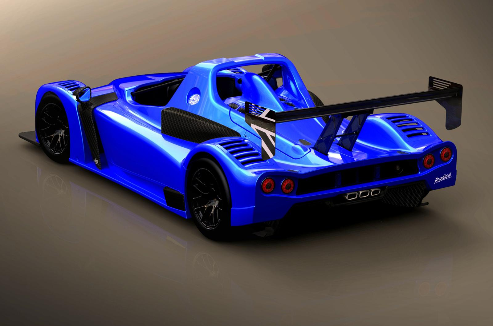 Ford Focus Tires >> 440 HP Radical SR8 RSX Redlines at a Whopping 10,500 RPM - autoevolution