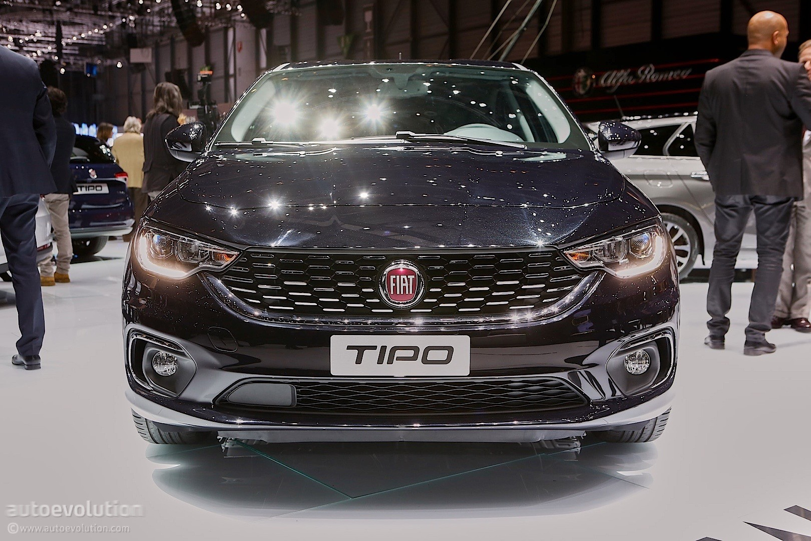 Fiat Tipo Abarth Coming With At Least 180 Hp Turbo