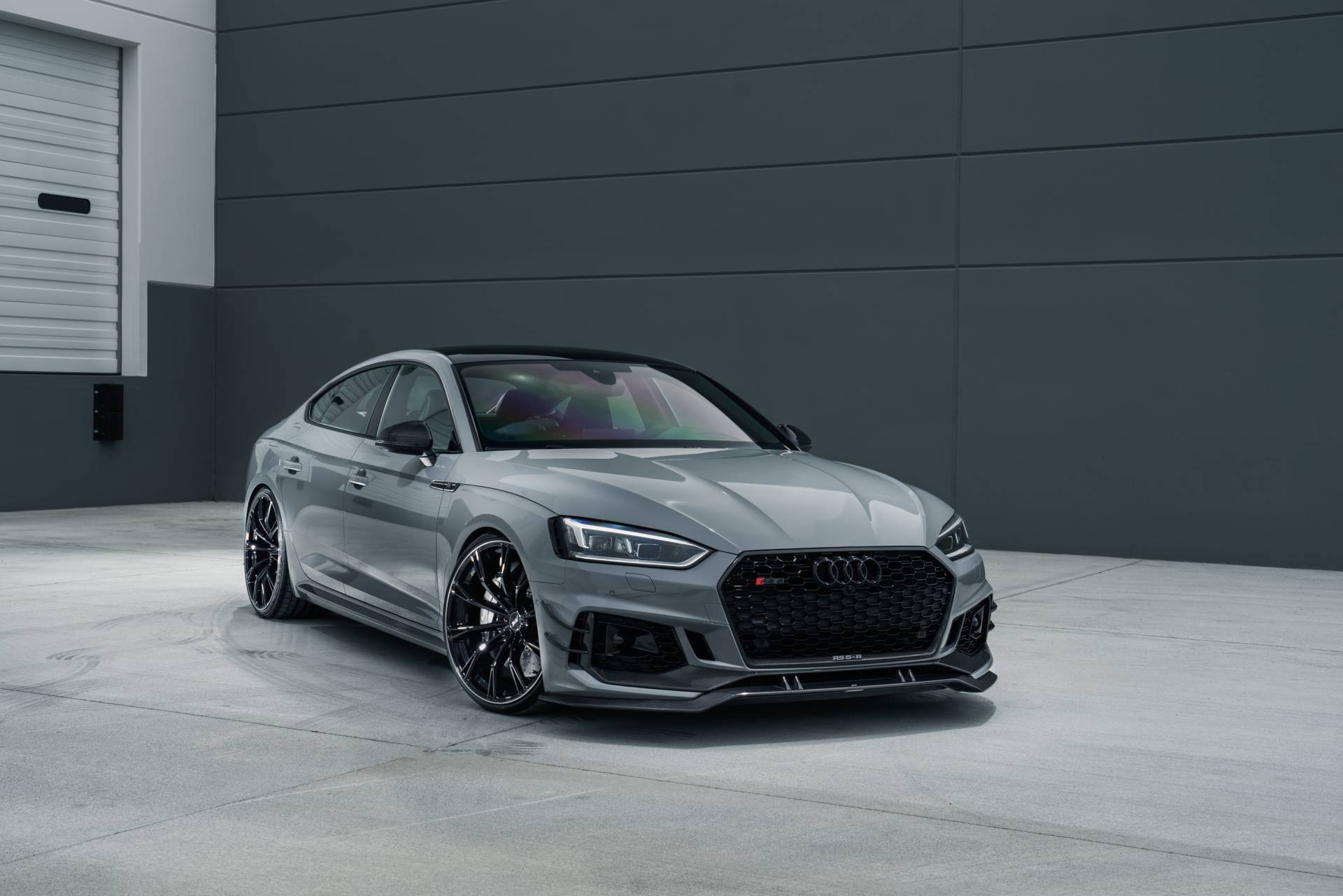 ABT RS5-R Sportback Joins Coupe, Limited To 50 Units - autoevolution