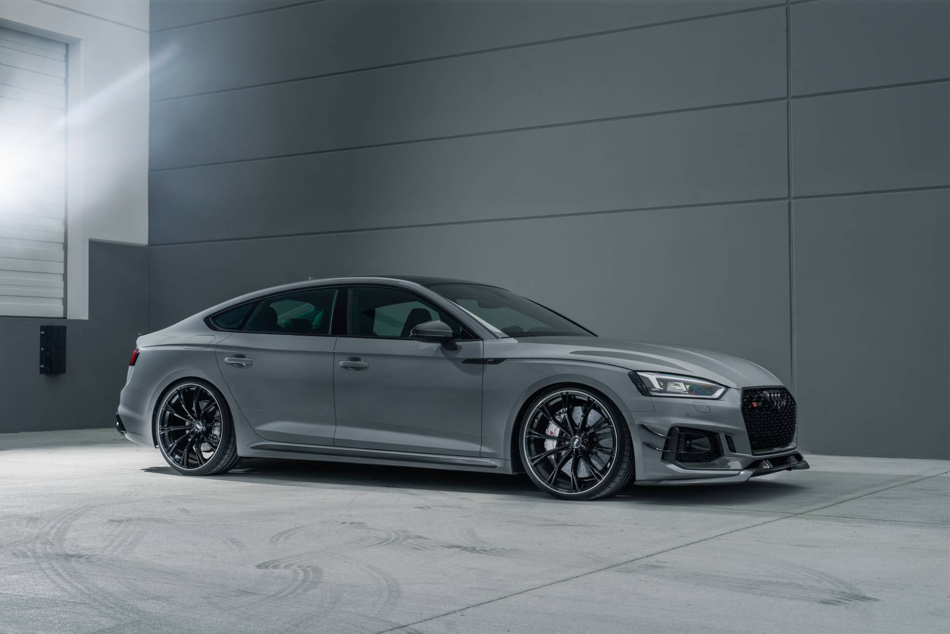 Abt Rs5 R Sportback Joins Coupe Limited To 50 Units