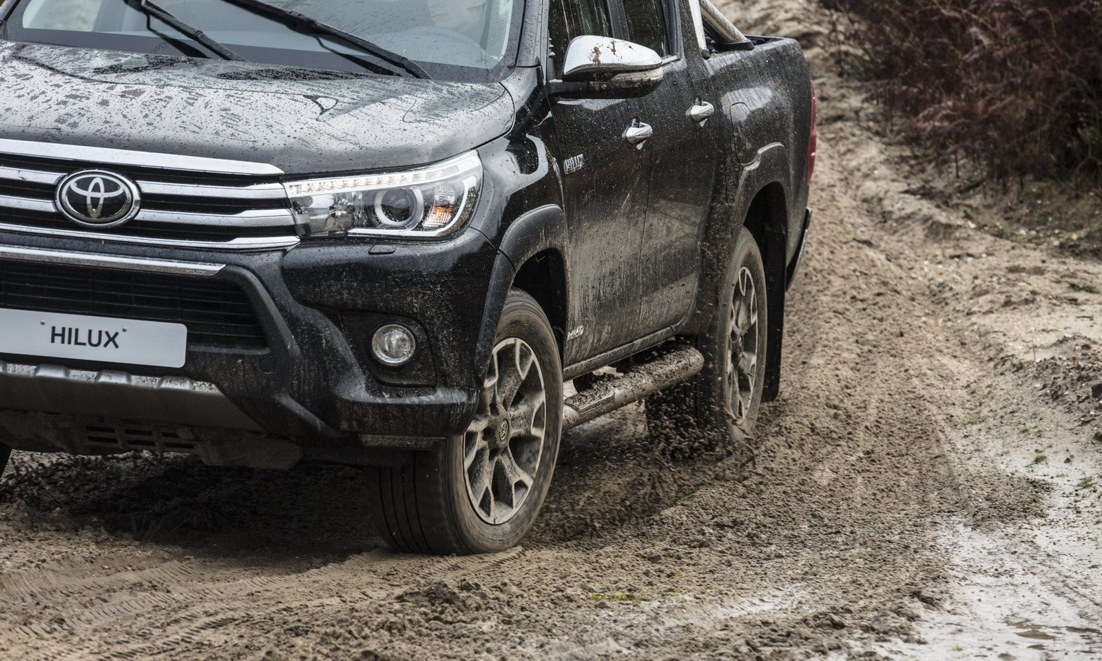 Toyota Celebrates 50 Years Of Hilux With Anniversary ...