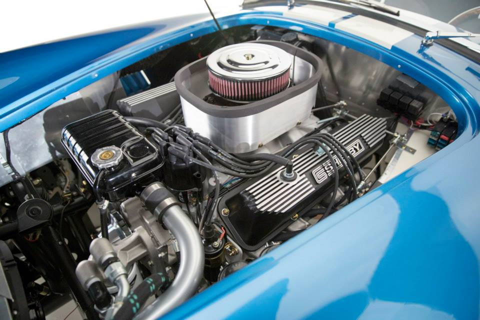 50th Anniversary Shelby Cobra 427 Goes On Sale On January