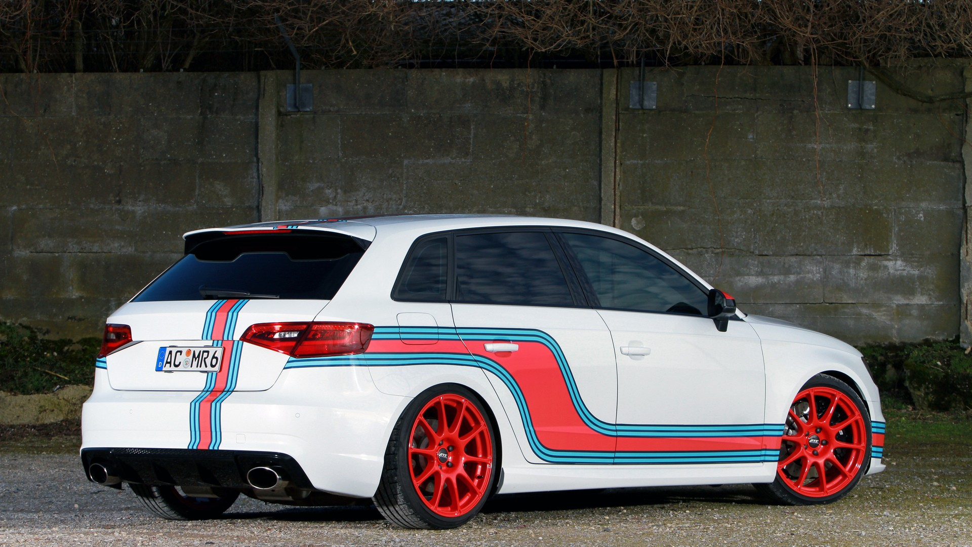 535 hp audi rs3 tuned by mr racing has too much power autoevolution. Black Bedroom Furniture Sets. Home Design Ideas