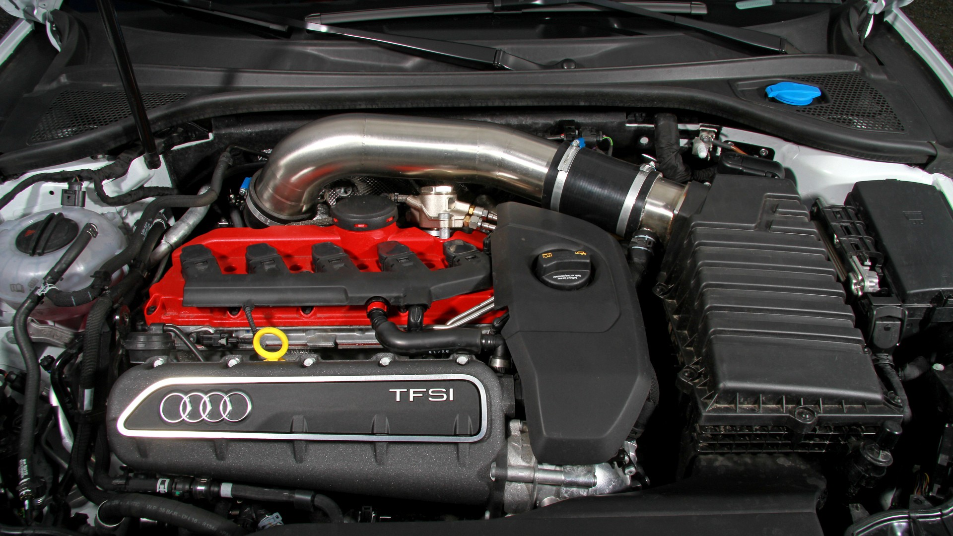 535 hp audi rs3 tuned by mr racing has too much power. Black Bedroom Furniture Sets. Home Design Ideas
