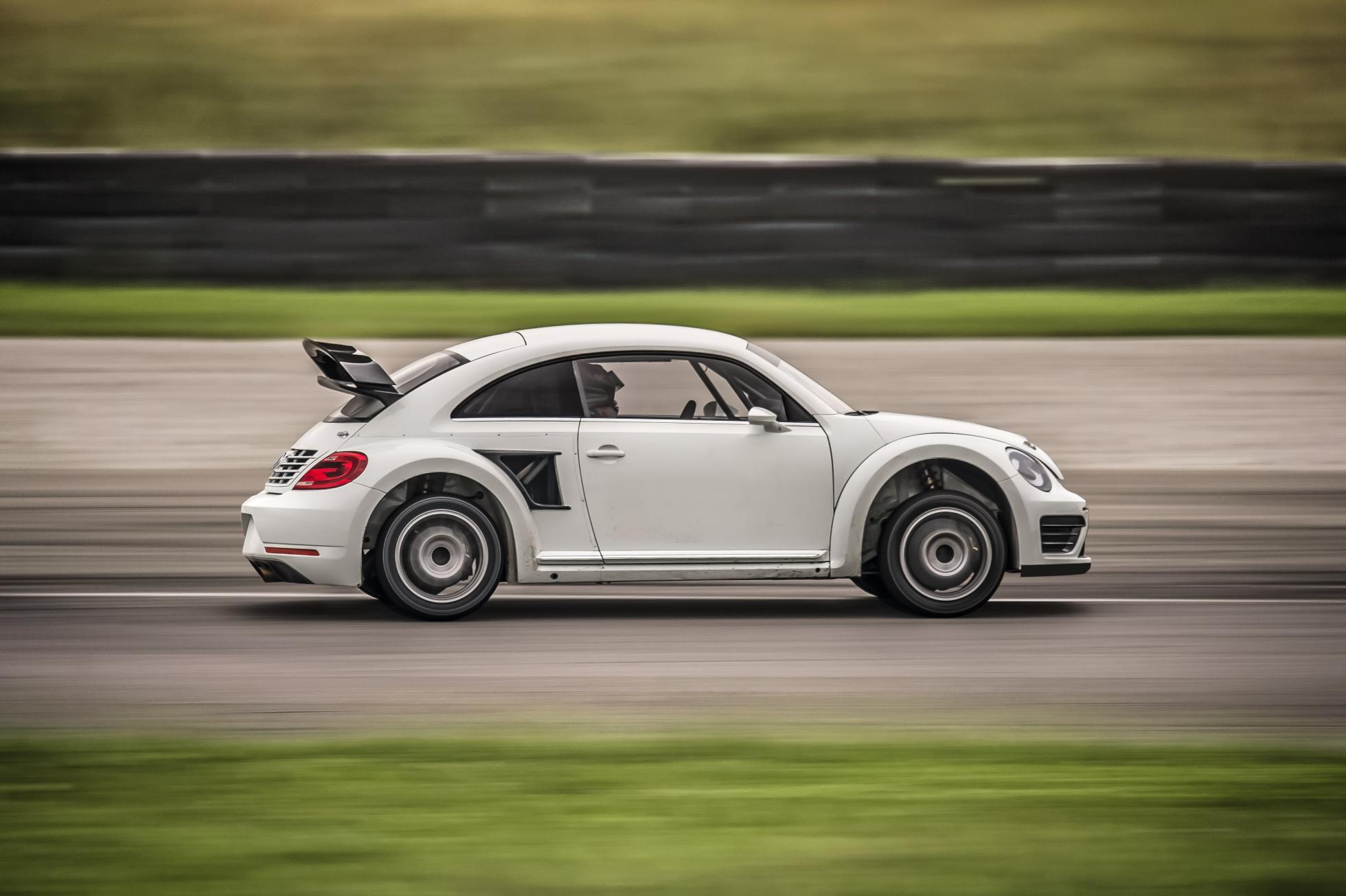 540 HP Rallycross Beetle Looks Really Exciting in Latest Trailer - autoevolution
