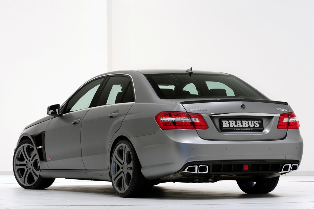 555 hp 2010 mercedes benz e63 amg by brabus autoevolution