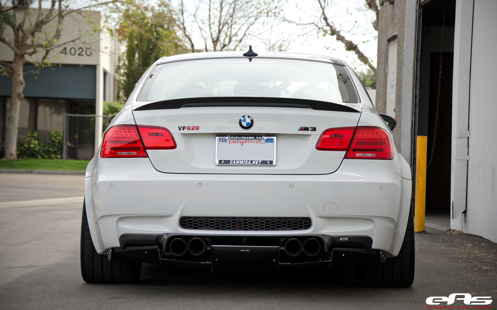 572 WHP BMW E92 M3 from EAS: Overkill? - autoevolution