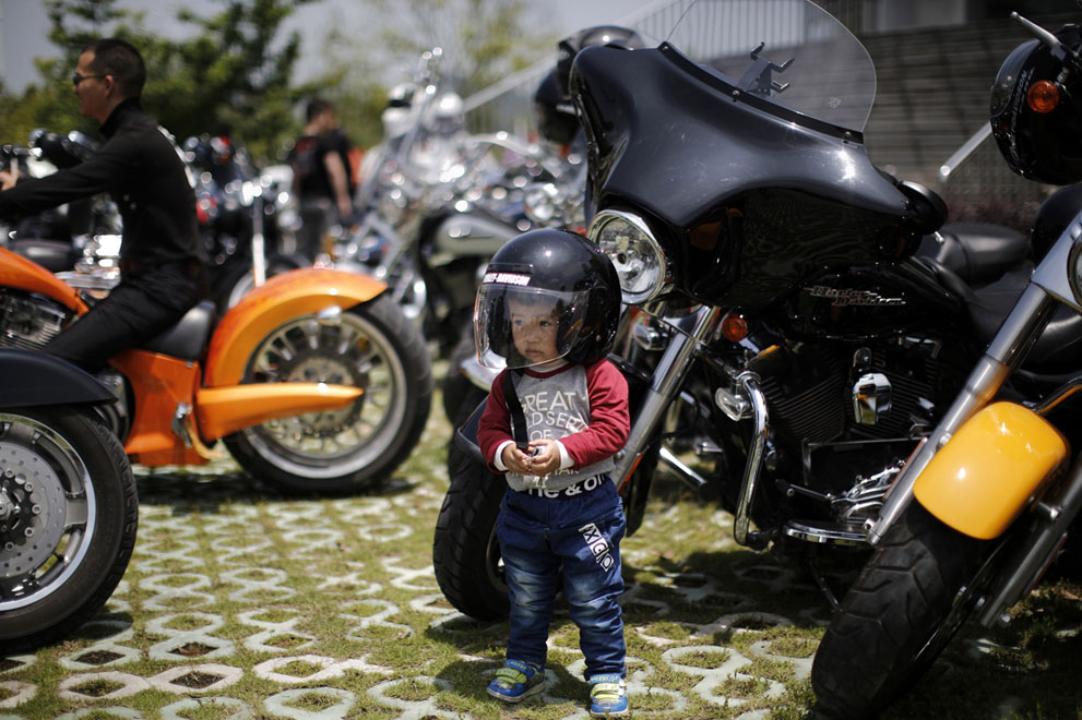 5th Annual Harley Davidson National Rally in China ...