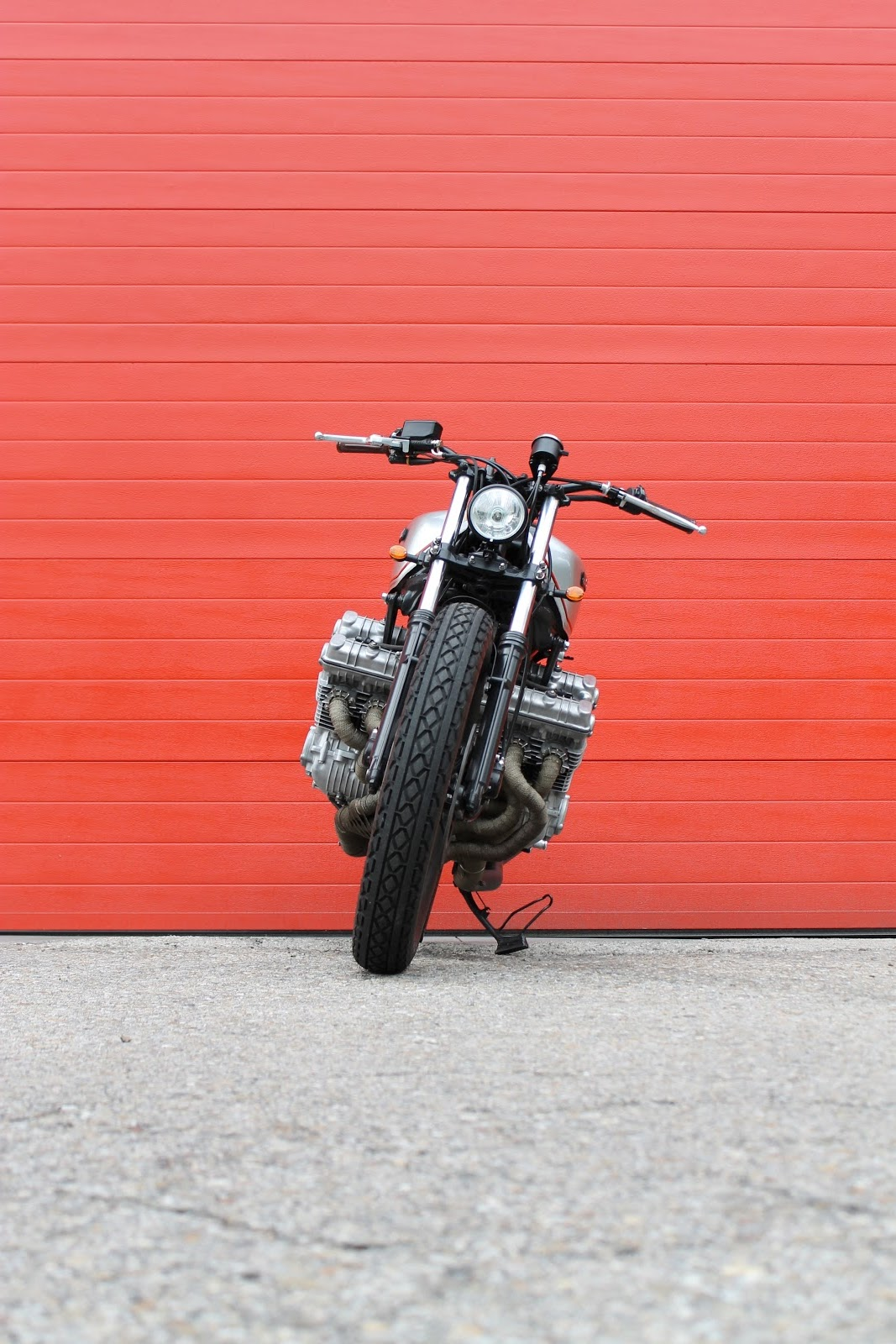 6-Cylinder Honda CBX1000 by Tarmac Custom Motorcycles ...