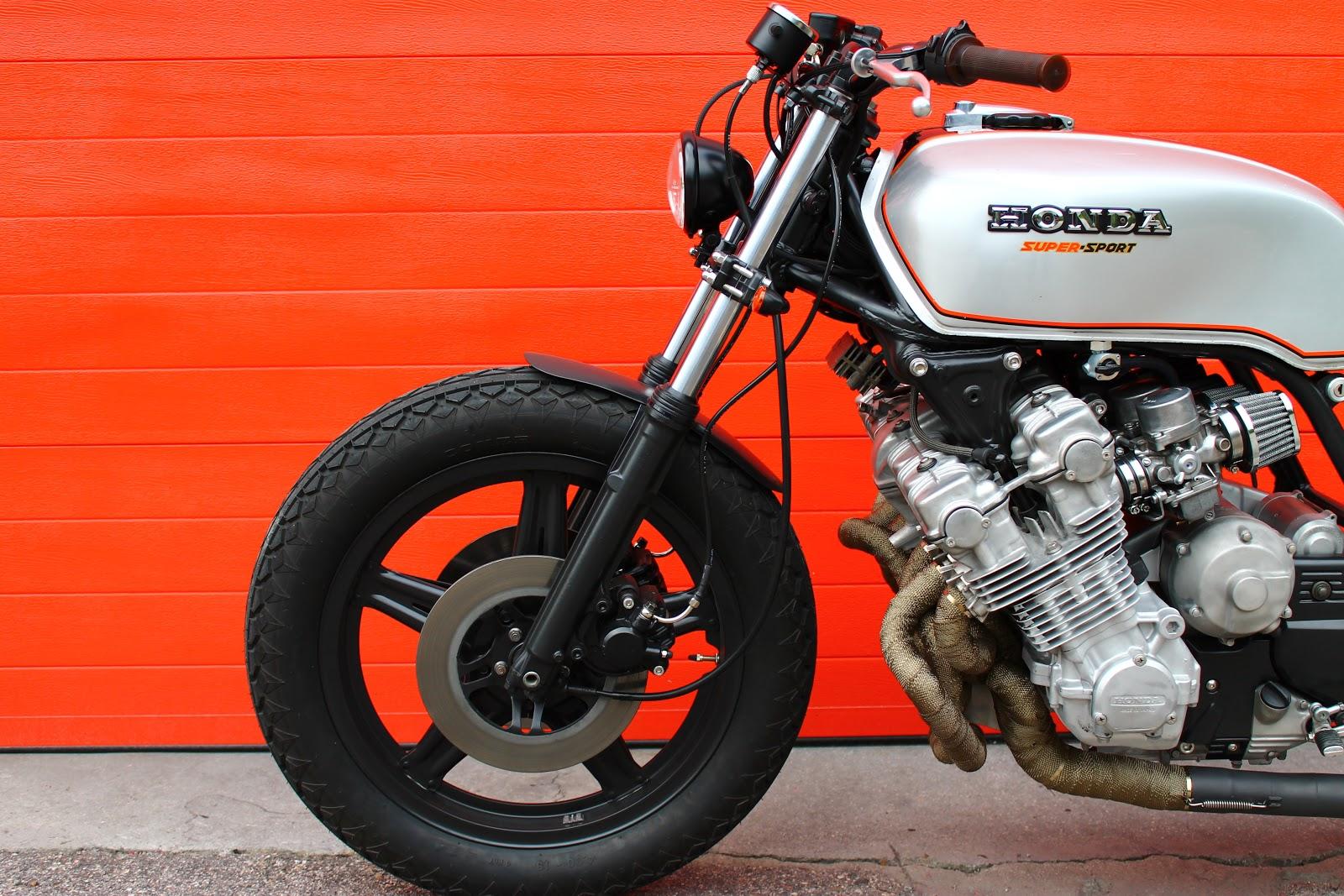custom motorcycles cbx1000 honda tarmac cylinder cbx brat six cafe racer tc bratstyle autoevolution bike cc customs