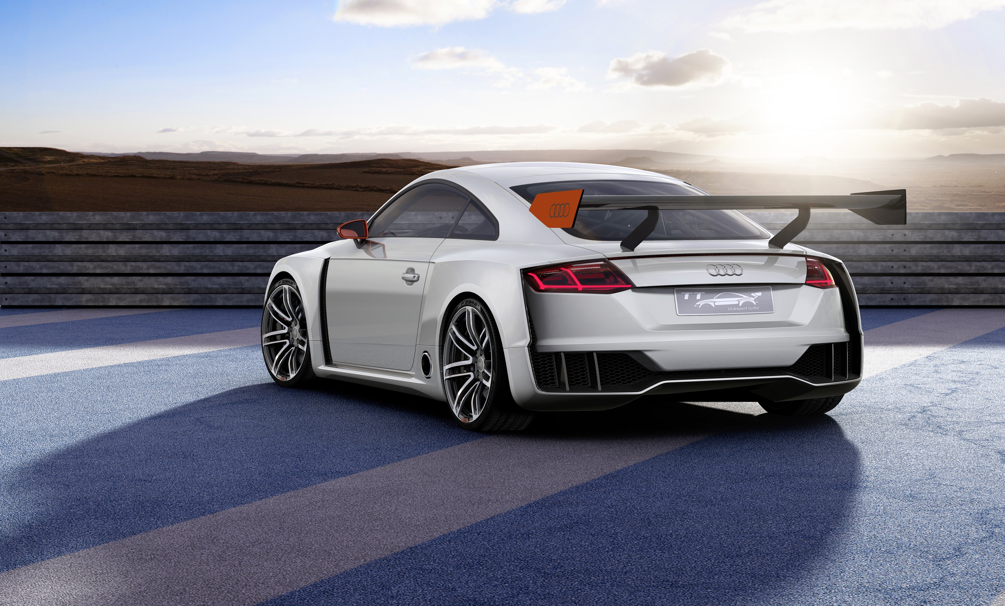 600 hp audi tt clubsport brings 2 5 tfsi with electric turbo to worthersee autoevolution. Black Bedroom Furniture Sets. Home Design Ideas