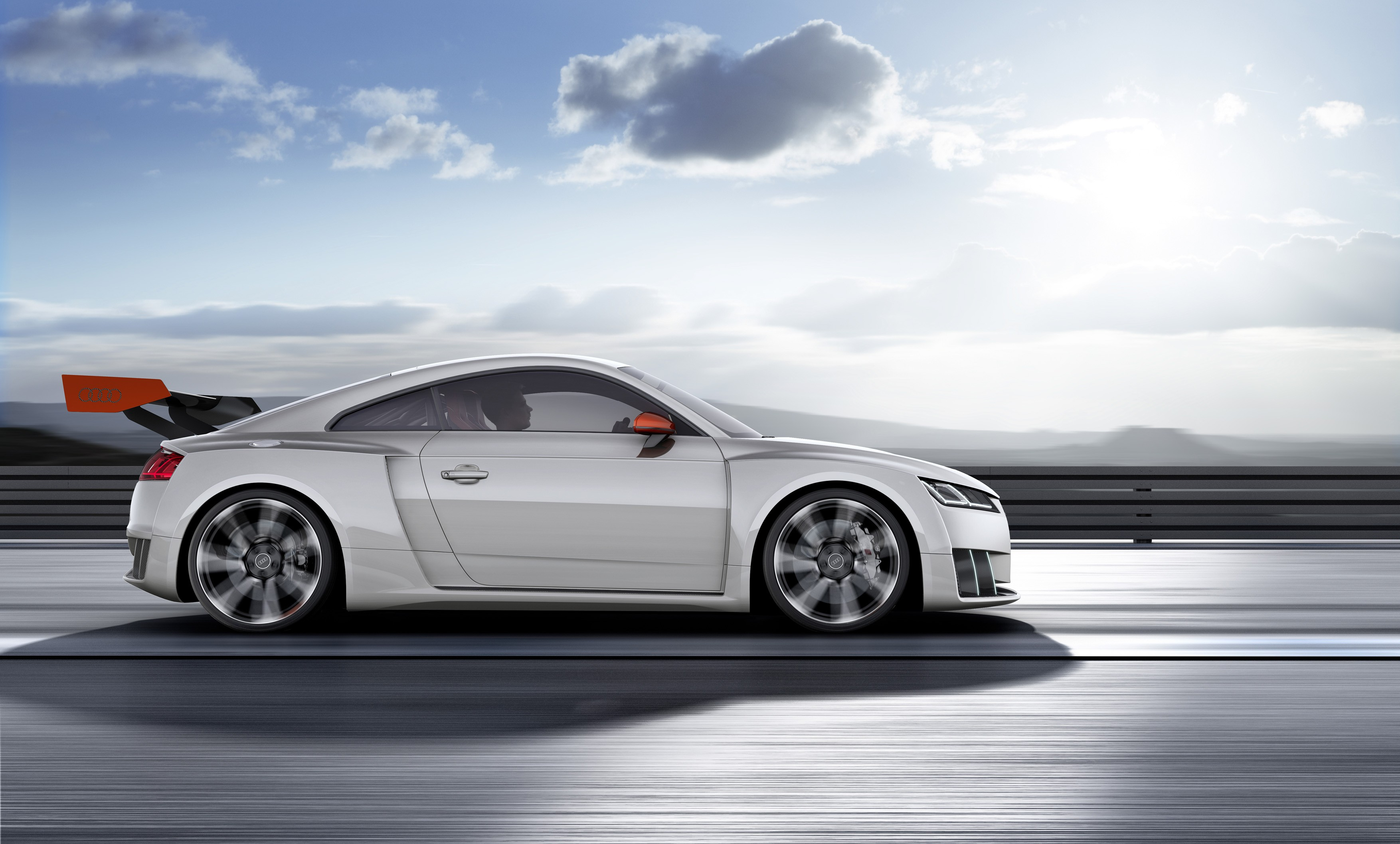 Audi Tt For Sale >> 600 HP Audi TT Clubsport Brings 2.5 TFSI with Electric ...