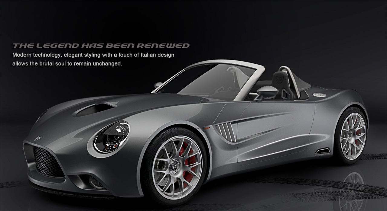 605 Hp Puritalia 427 Unveiled In Italy A European Shelby