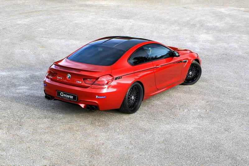 640 hp bmw m6 is the boogyman of tuning autoevolution. Black Bedroom Furniture Sets. Home Design Ideas