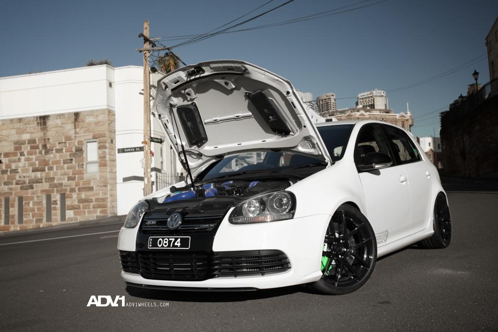650 hp VW Golf Daily Driver - autoevolution