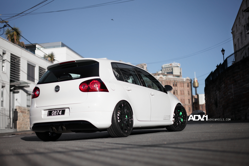 650 Hp Vw Golf Daily Driver Autoevolution