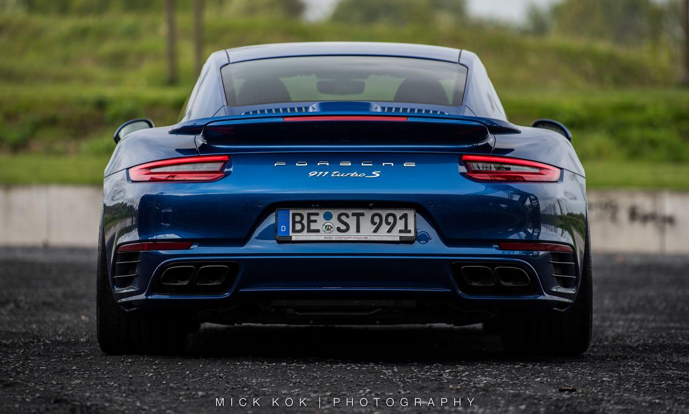 911 R For Sale >> Dark Sea Blue 2018 Porsche 911 GT3 Goes Deep - autoevolution