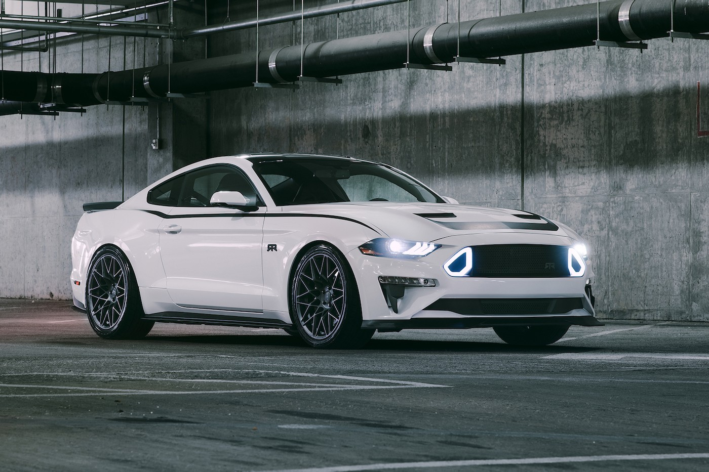 700+ HP Spec 3 2018 Mustang RTR Is Out For Dodge ... Mustang