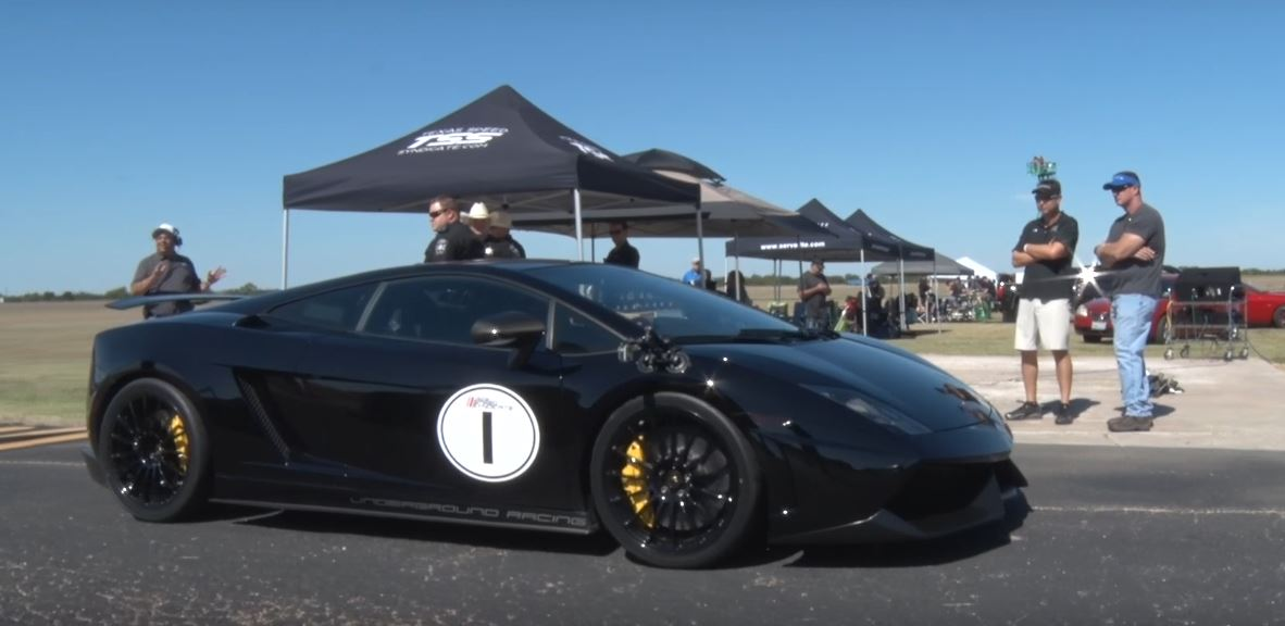 71 Year Old Does 215 Mph While Driving 2 200 Hp Twin Turbo