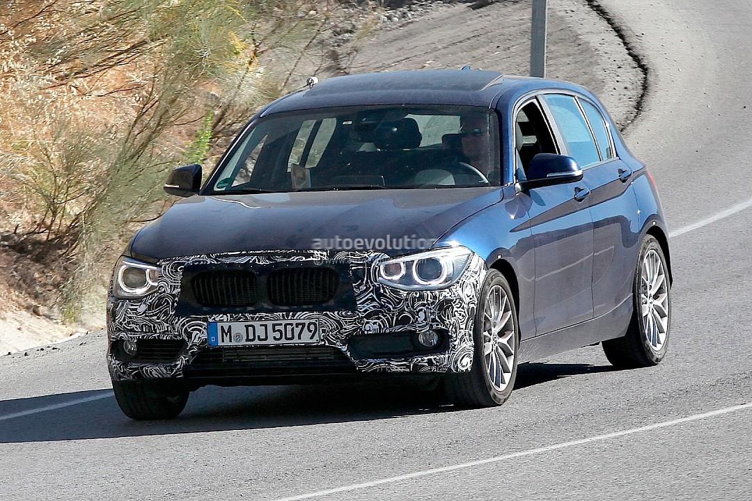 2015 - [BMW] Série 1 restylée [F20/21] - Page 5 Spy-shots-bmw-f20-1-series-lci-already-testing-720p-1