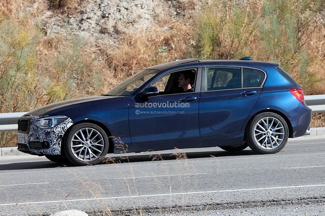 2015 - [BMW] Série 1 restylée [F20/21] - Page 5 Spy-shots-bmw-f20-1-series-lci-already-testing-720p-3