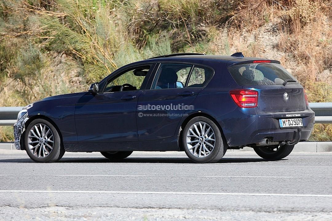 2015 - [BMW] Série 1 restylée [F20/21] - Page 5 Spy-shots-bmw-f20-1-series-lci-already-testing-720p-4