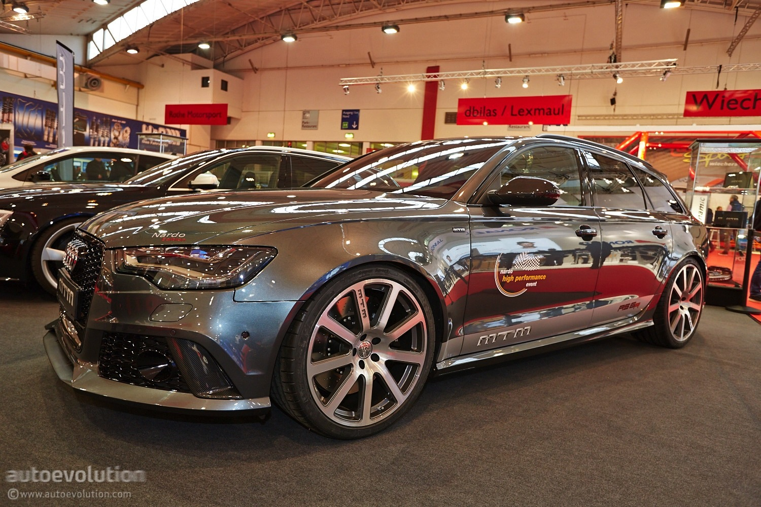 722 hp audi rs6 by mtm shows up at essen motor show 2013. Black Bedroom Furniture Sets. Home Design Ideas