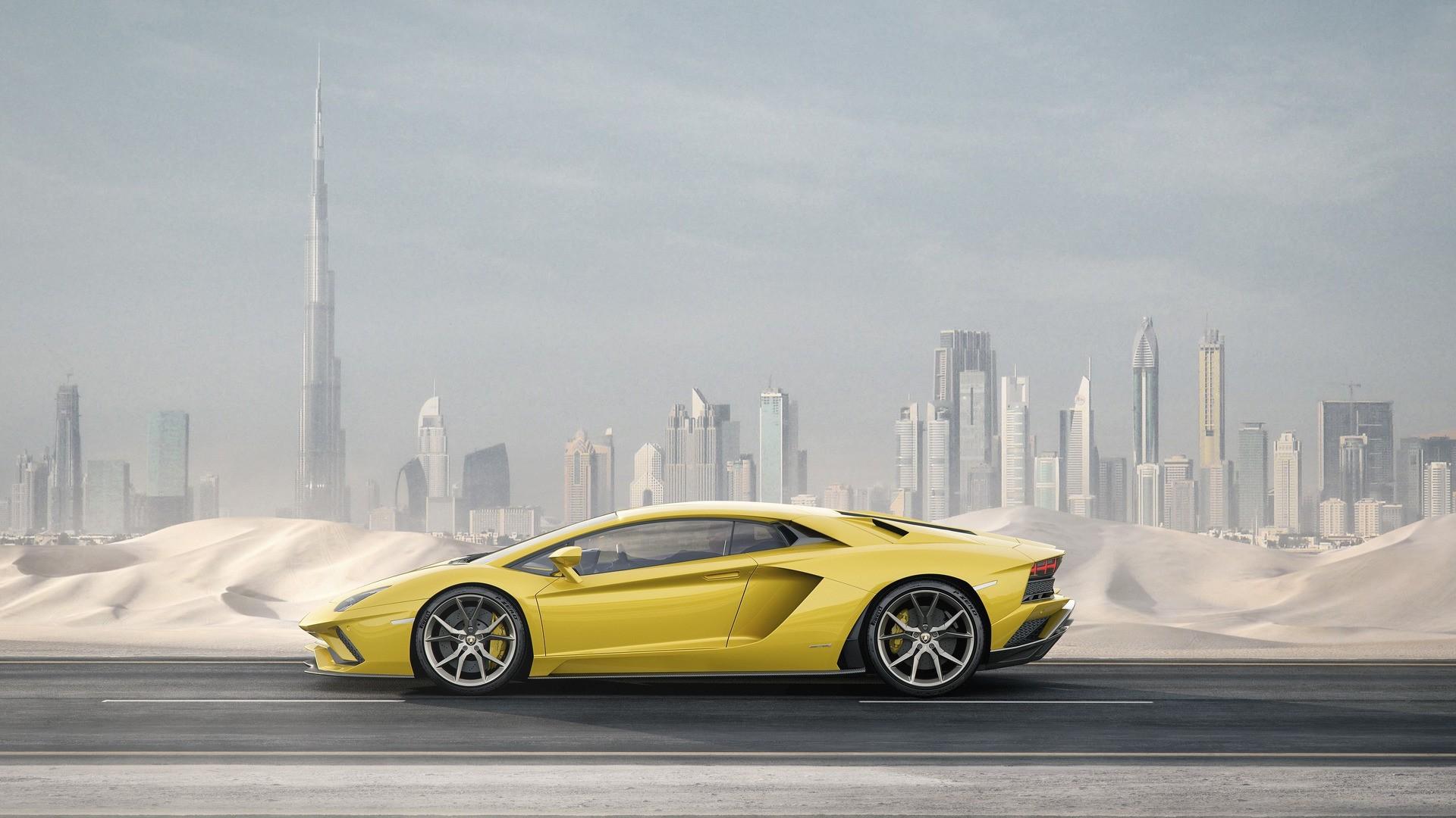 740-hp-lamborghini-aventador-s-mixes-4-wheel-steering-with-new-electronic-brain_3 Breathtaking Lamborghini Countach Owners Manual Pdf Cars Trend