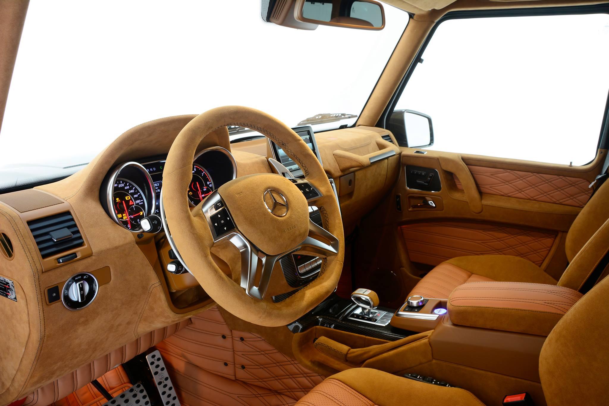 Mercedes Benz G Class G65 Amg Brabus 800 Price Varias Classes