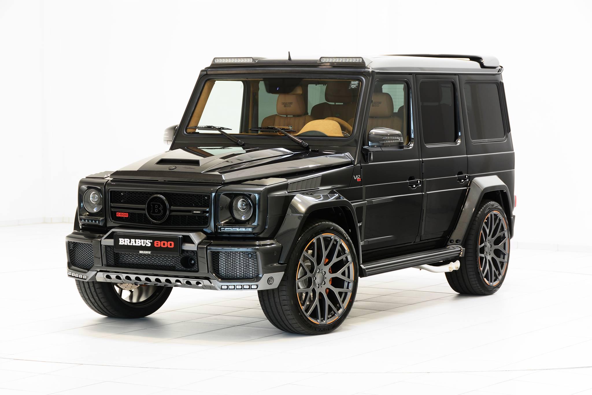 800 hp v12 brabus is based on mercedes amg g65 autoevolution. Black Bedroom Furniture Sets. Home Design Ideas