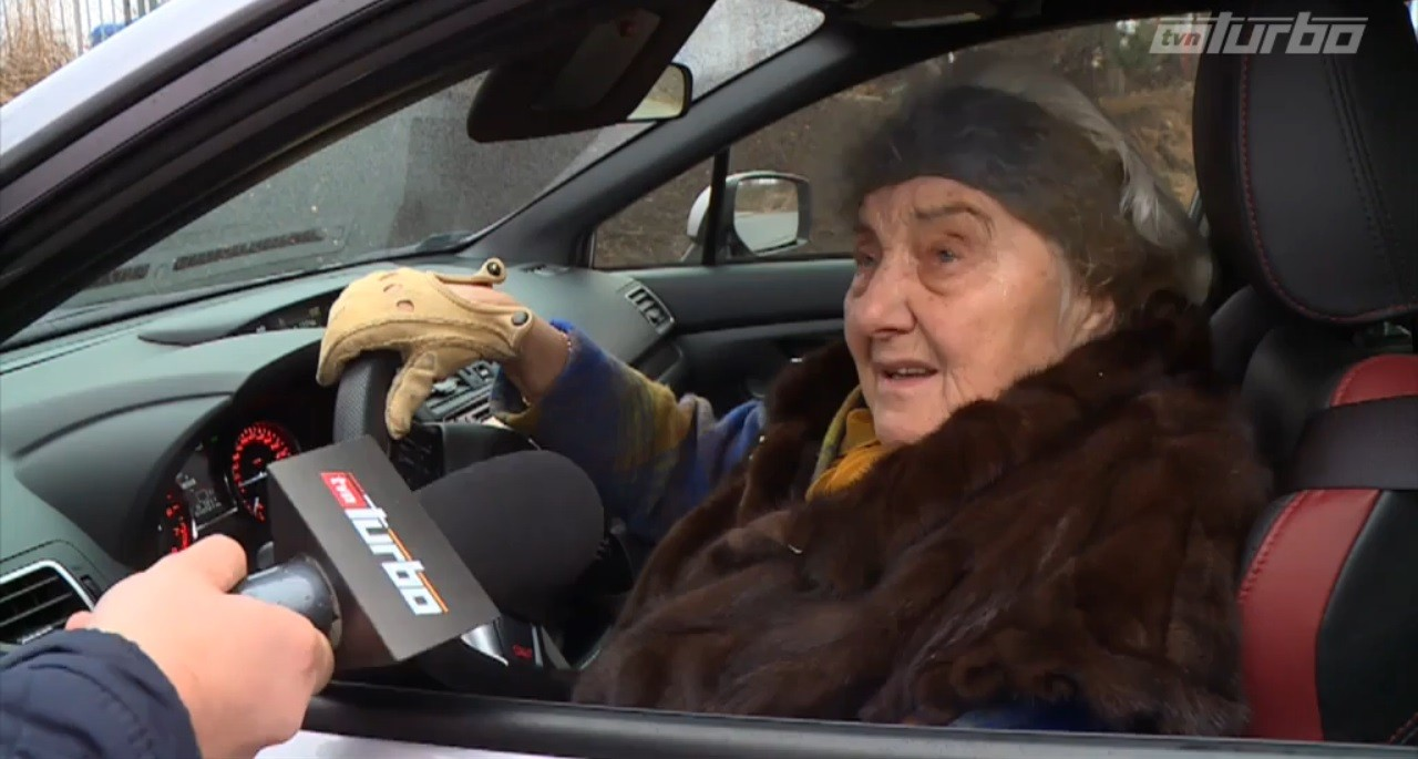 Who Owns Subaru >> 81-Year-Old Grandma Drives a Subaru WRX STI - autoevolution