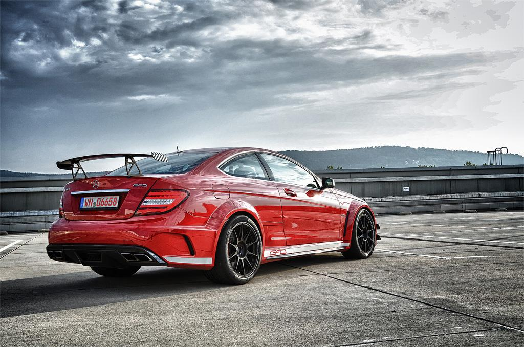 850 Hp C 63 Amg Black Series With Awd By Gad Tuning