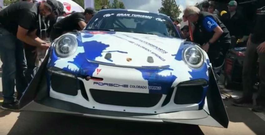 850 HP Porsche 911 Turbo S GT3R America Cup ...