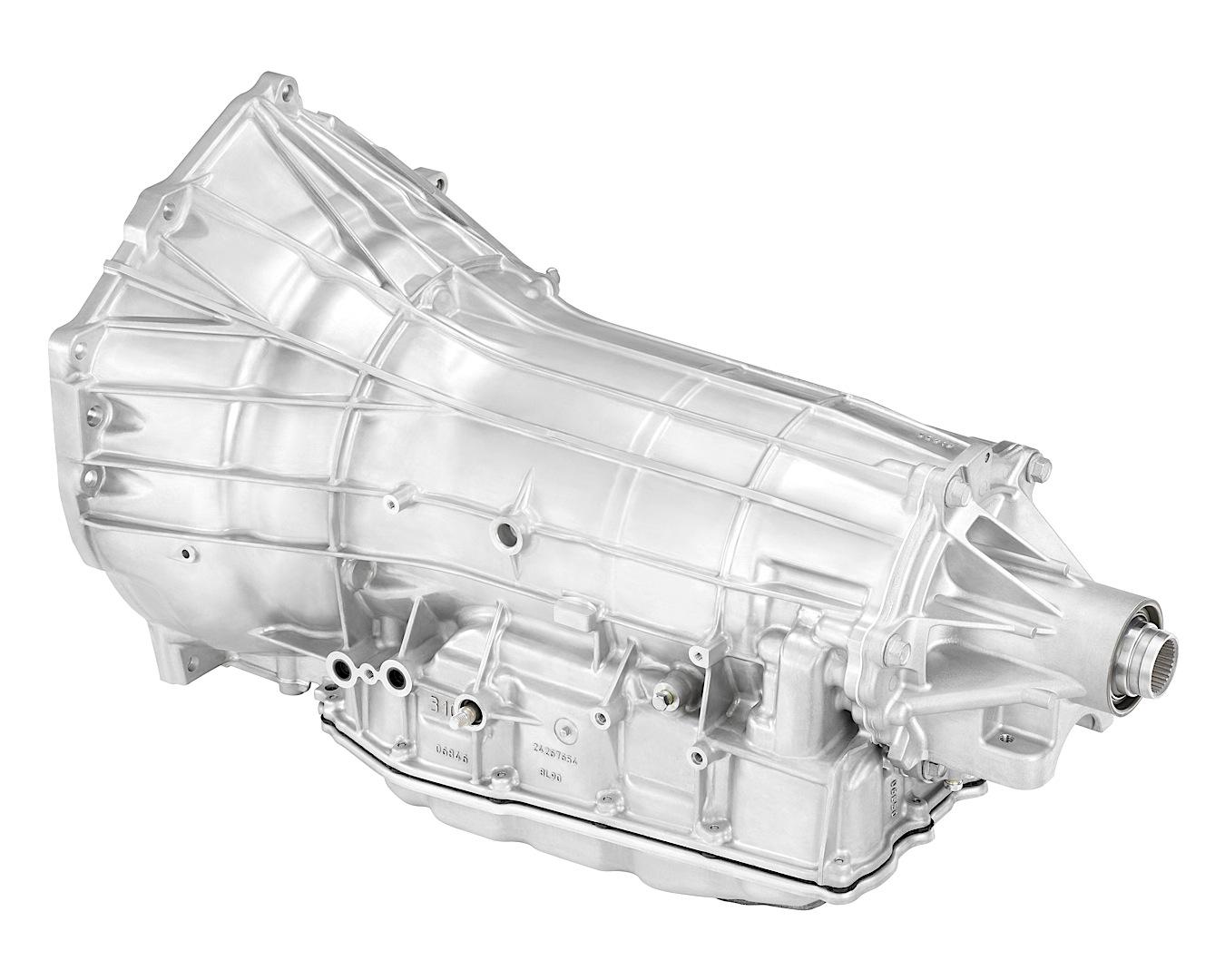 8l90 Automatic Improves The 2015 Chevrolet Corvette S
