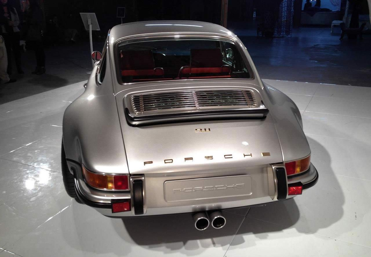 964 Porsche 911 Updated By Singer Vehicle Design