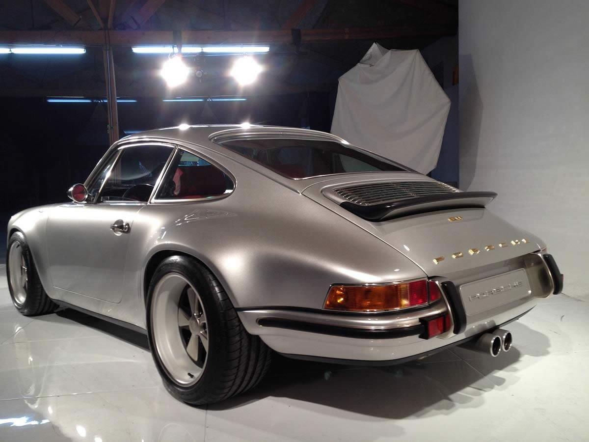 964 Porsche 911 Updated By Singer Vehicle Design