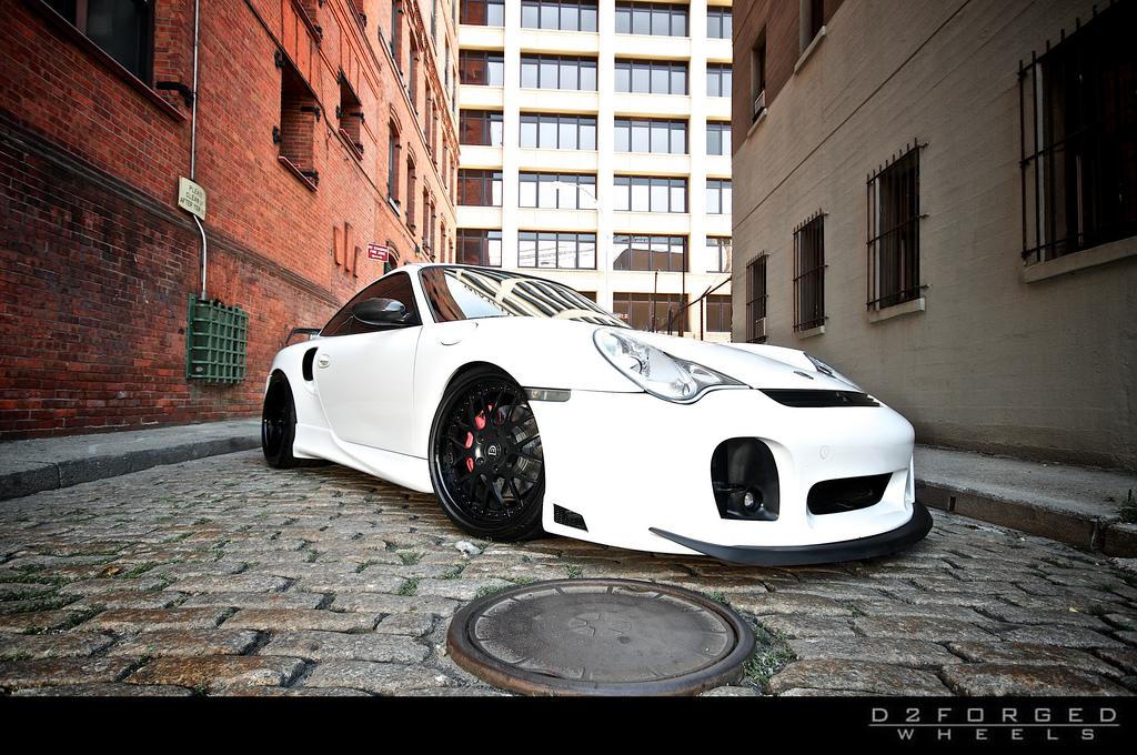 Porsche 911 Models >> 996 Porsche 911 Turbo Nicely Tuned - autoevolution