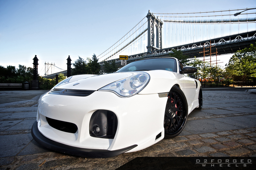996 Porsche 911 Turbo Nicely Tuned Autoevolution
