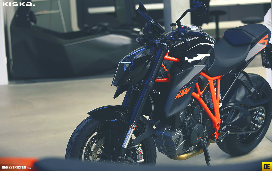 Ducati Monster 1200 Price >> A Black KTM 1290 Super Duke R? Yes, Please! - autoevolution