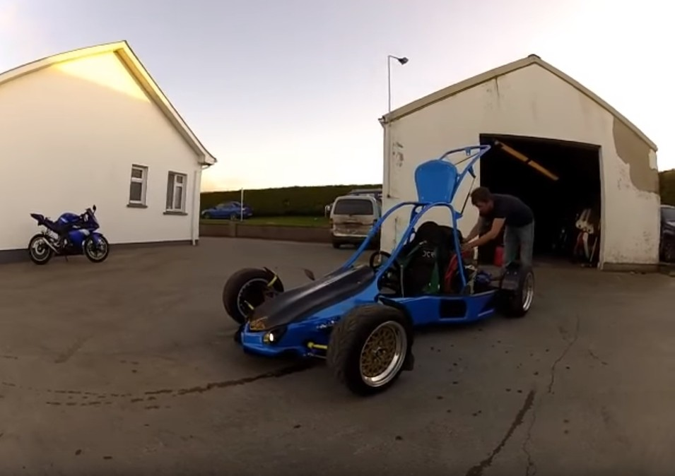 A Drift Buggy Is Only One of the Things You Can Build with a