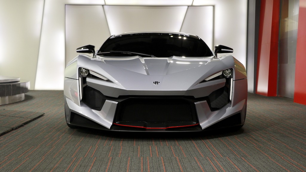A Fenyr Supersport Is Waiting For You To Buy It Autoevolution