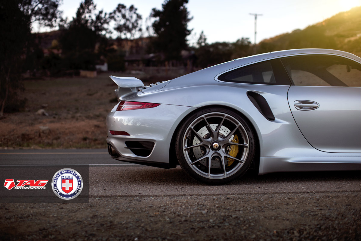 How To Do A Stanced Porsche 911 Turbo S Autoevolution