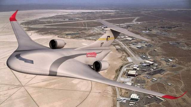 A Look At The Aircraft Of The Future Designed By Lockheed