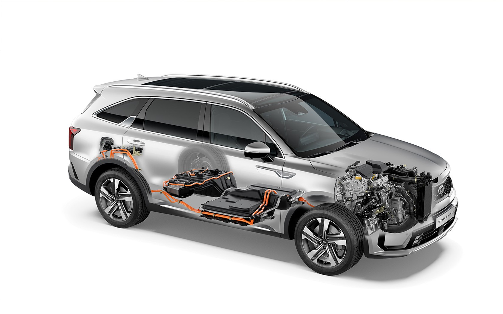 A Look at the New Platform and PHEV Powertrain of the 2021 ...