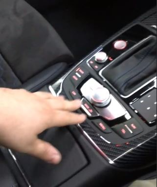 A PIN Code for Your Car: Audi RS3 Sedan Gets