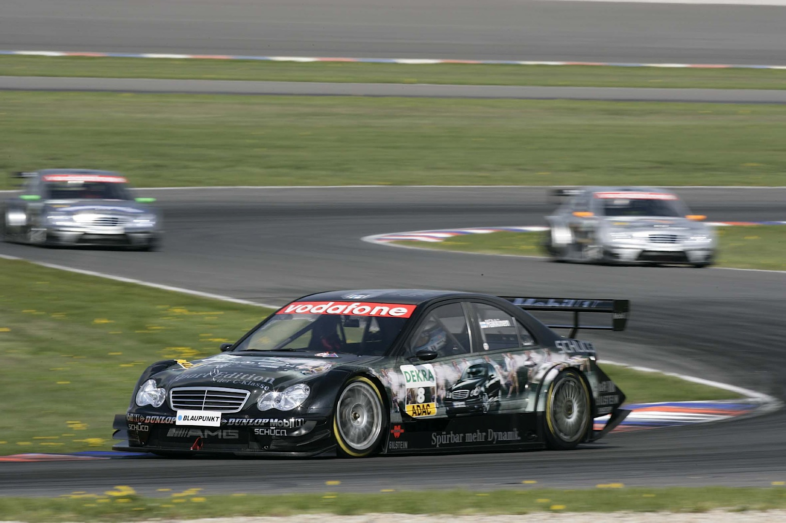 A short history of the mercedes benz c class in dtm for Mercedes benz motorsport