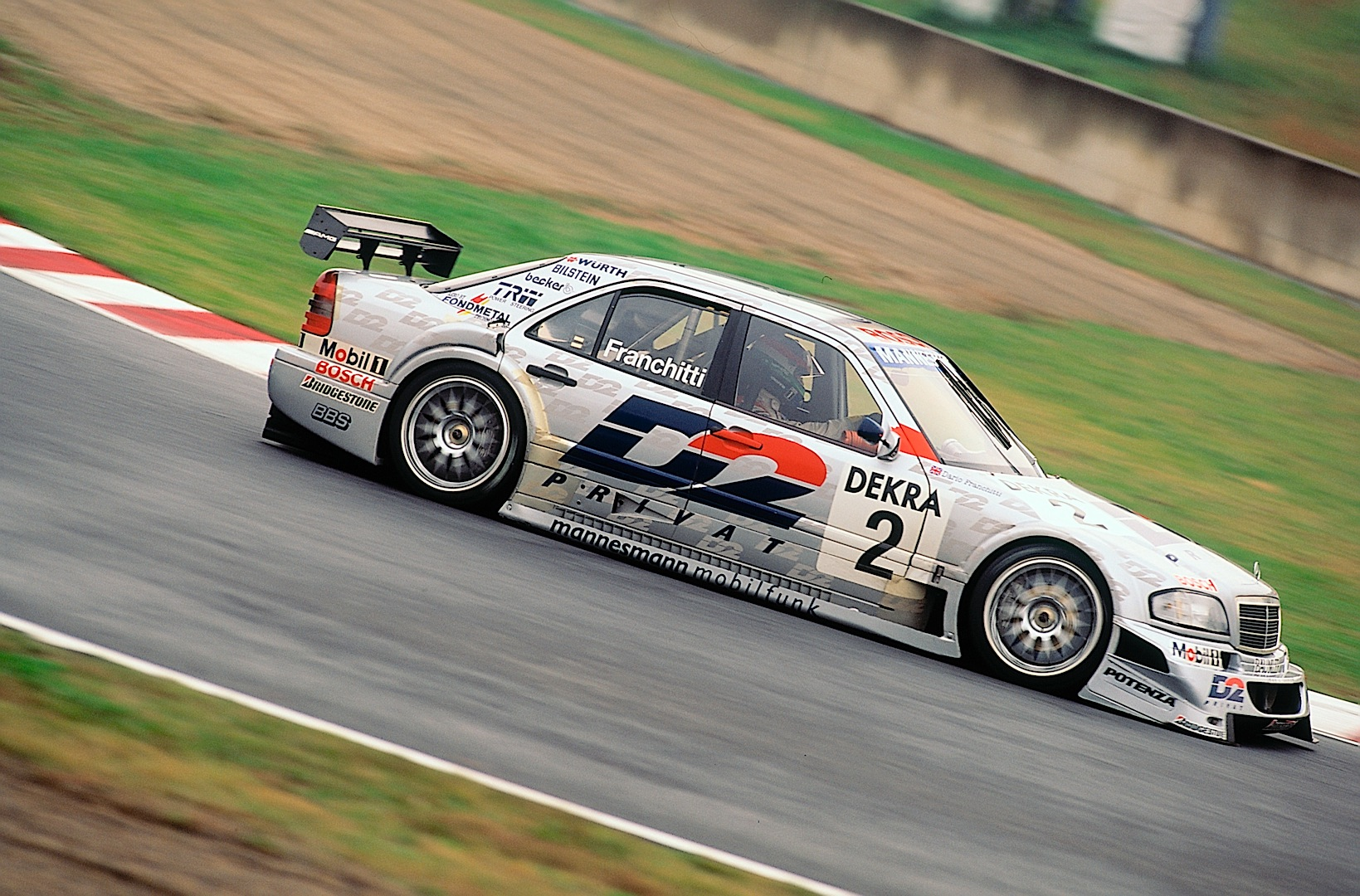 A Short History Of The Mercedes Benz C Class In Dtm