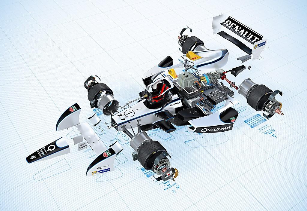 a simple guide to fia formula e and formula e race cars. Black Bedroom Furniture Sets. Home Design Ideas