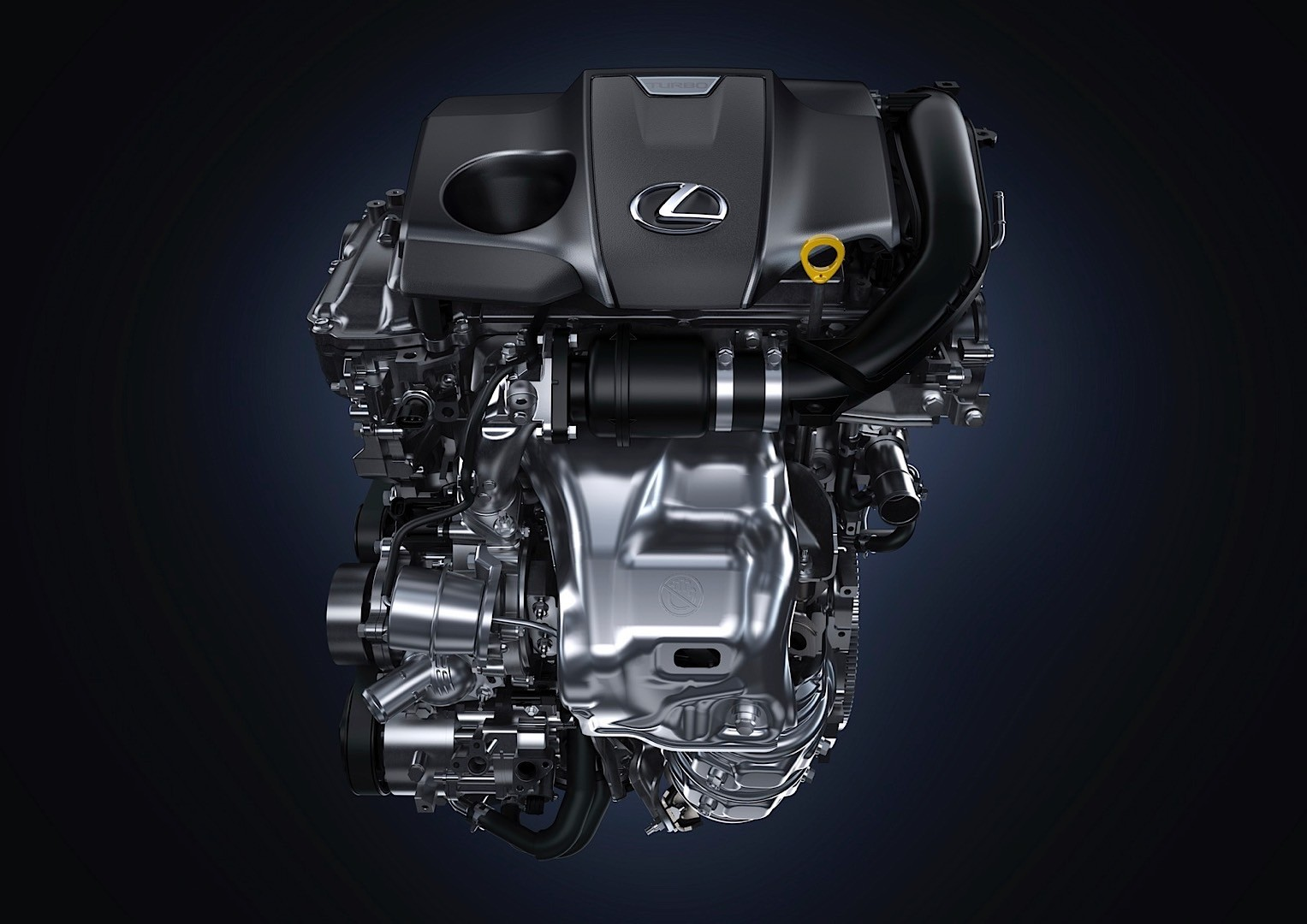 A Simple Guide To Lexus First Liter Turbo Petrol Engine