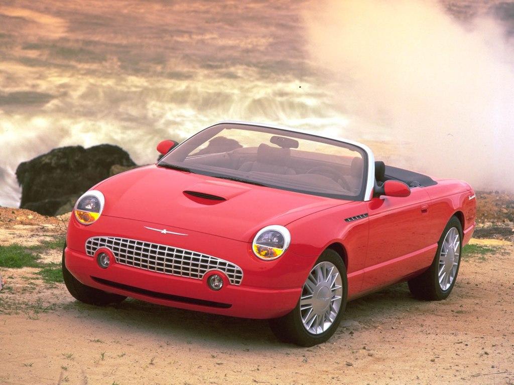 1955 Ford Thunderbird 2002